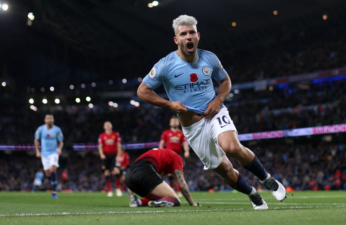 Manchester je modrý: City v derby jasne zdolali United! (VIDEO)