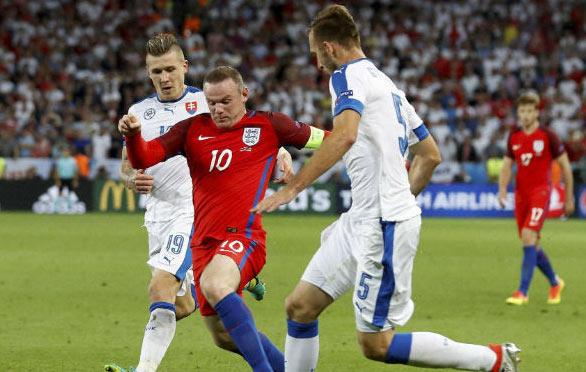 c47495d7c89c5 Slovensko má o starosť menej. Wayne Rooney oficiálne ukončil reprezentačnú  kariéru! MS vo Futbale ...