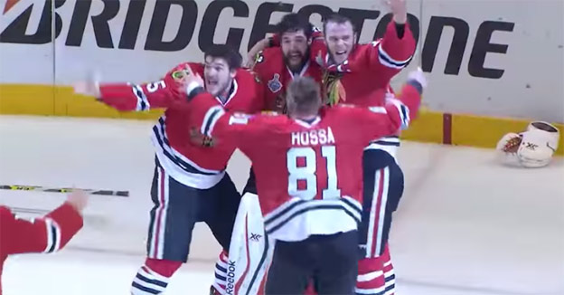Perfektné video z cesty Chicaga Blackhawks po zisk Stanley Cupu