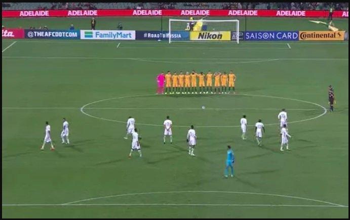 a9d53c4f07214 Futbalisti Saudskej Arábie si pred zápasom odmietli minútou ticha uctiť  obete útoku v Londýne. Takto