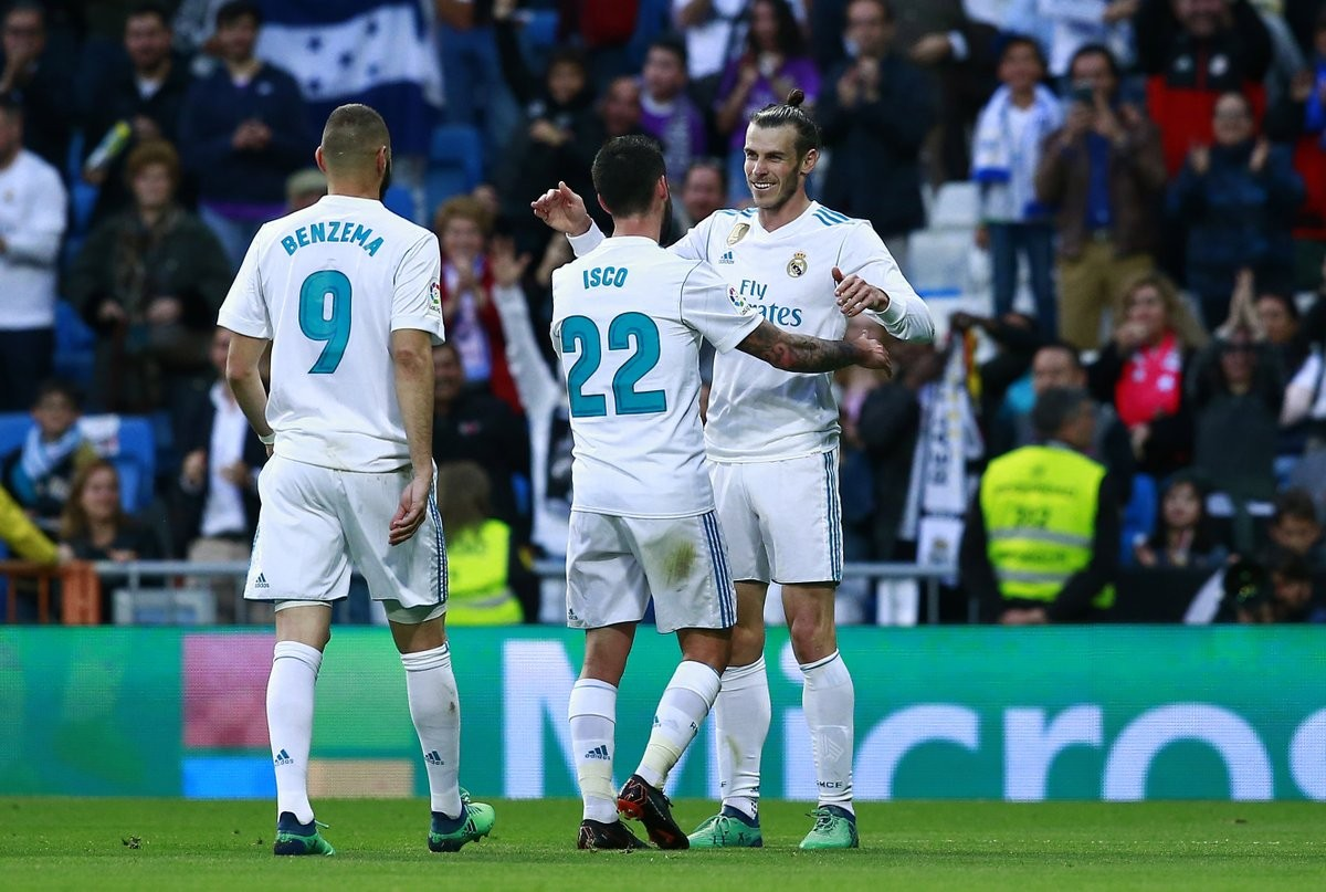 Ako Real Madrid deklasoval Lobotkovu Celtu Vigo 6:0 (VIDEO)