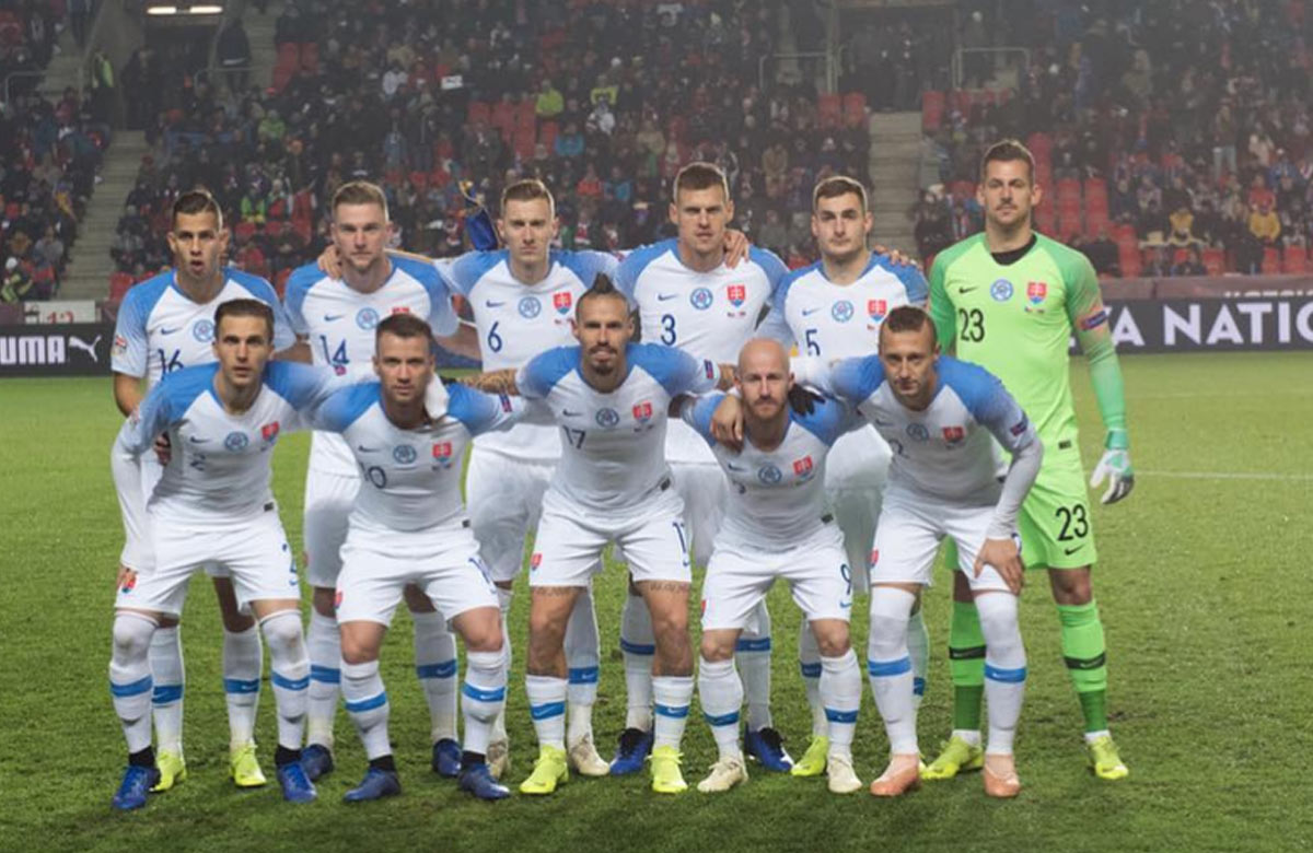 43ac2d89c Súperi, rozpis zápasov a reakcie hráčov Slovenska na žreb kvalifikácie o EURO  2020